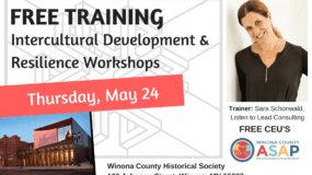 FREE Training in May